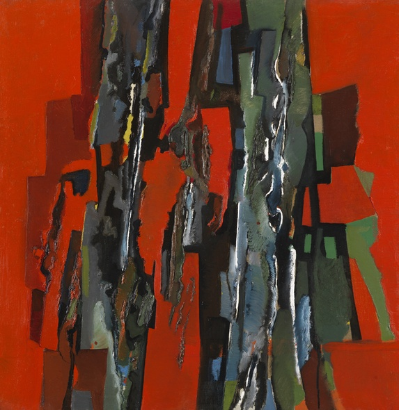 Caziel: Paintings 1963 - 1967