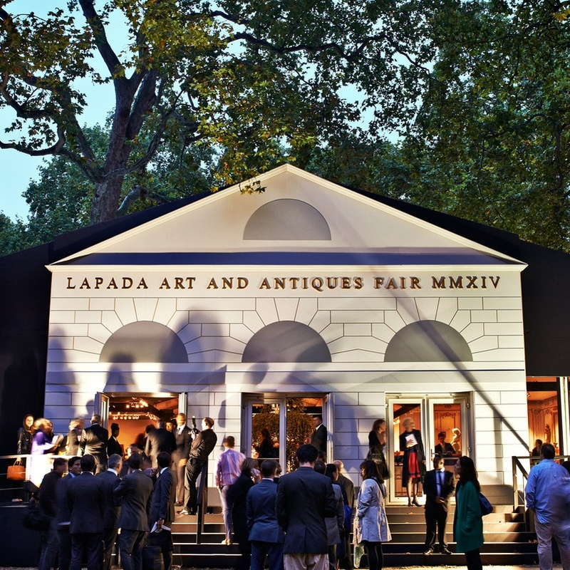 LAPADA Art & Antiques Fair